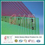 熱いすくいの電流を通された高い安全性の塀358の網の塀はまたは金網のパネルを溶接した