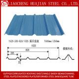 Hoja de acero galvanizada acanalada para el uso de Roofling