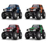 Ruée de Traxxas 36054-1 : Camion de monstre, Prêt-à-Race