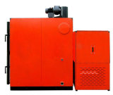 Hölzernes Chip-Dampfkessel-automatisches Führen