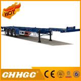 Chhgc скелета трейлер Semi/скелетный трейлер с Axle 3