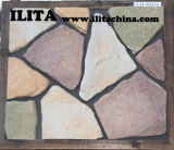 スタックされた石造りのベニヤ、人工的な文化石の製造された石造りのベニヤ
