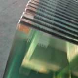 vidro de folha Tempered desobstruído de 5mm Louve com certificação do CCC