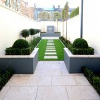 정원과 Parks를 위한 완벽한 Look and Feel Artificial Turf