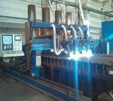 Overlaying стальной плиты твердеет поверхностный сварочный аппарат