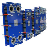 Alto Efficiency Sanitary Heat Exchanger para Food Processing (M6B/M6M iguales)
