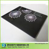 стекло прерывая доски поплавка 5mm ясное Toughened с печатание шелковой ширмы