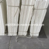 Couverture pure élevée de fibre en céramique utilisée comme matériaux d'isolation