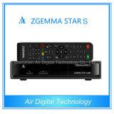 Zgemmaの星SのLinuxはDVB-S2 HDのサテライトレシーバを基づかせていた