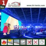 2000 tiendas transparentes de las personas para el partido al aire libre de Temproary