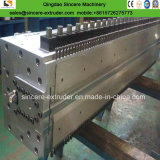 Hoja de la red de PC/Polycarbonate/maquinaria/línea Multi-Huecos de la protuberancia de la producción del panel