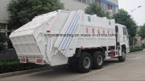 De Vuilnisauto van het huisvuil Truck/HOWO 6X4
