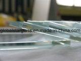 8mmの低い鉄のゆとりのフロートガラス