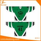Diseñe su propio hielo Equipo Juvenil de Hockey Jersey camisas