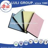 Placa UV lustrosa elevada para o gabinete