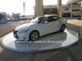 Plataforma giratória do carro do sistema do estacionamento do carro elétrico de China