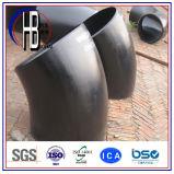 solda construída que cabe o aço inoxidável cotovelo longo do raio de 45 graus na venda