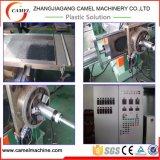 Cadena de producción plástica del granulador de la máquina de Extruderpelletizing del tornillo del gemelo del paralelo del cable del PVC