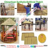 Зонтик Thatch листьев ладони Thatch водоустойчивого синтетического Thatch искусственний сделанный в Китае