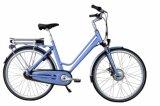 Bicicleta eléctrica de señora City E-Bicicleta Nexus Speed 250W de Jobo 700c