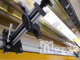 Máquina de dobra hidráulica do metal de Durama