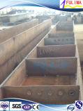 構築サポート(FLM-HT-004)のための炭素鋼溶接されたHのビーム