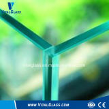 超Clear Float GlassかTemperd Fire Proof Glass/Colored Laminated Glass