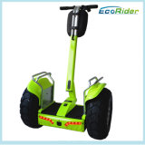 Grünes Energy Lithium Battery max Load 130kg Cross Land Smart Self Balance Fastfood- Electric Scooter mit Large Gelände Wheels