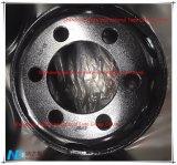 TBRのトラックのTs16949/ISO9001の鋼鉄車輪6.50-16の管の縁: 2000年