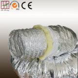 Bom duto flexível de alumínio isolado