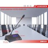형식 디자인 (SM222C)를 가진 Singden 영상 회의 장비
