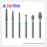 Nouveau Packing Dental Instrument Diamond Burs (5PCS/packing)