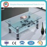 Ясное стекло таблицы чая Tempered стекла