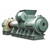 La maggior parte della macchina popolare della mattonella del carbone di legna