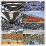 Afrika fabrizierte industrielles Stahlkonstruktion-Fabrik-Gebäude vor