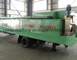 Máquina de formación de acero coloreada 914-750 de Bohai