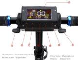 LCD表示の速度メートルが付いている電気スクーターを折る250W