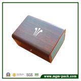Caixa de relógio de madeira extravagante de Matt única China