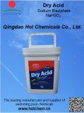 Alle Arten Swimmingpool-Wasser-Chemikalien pH minus des Natriumbisulfats