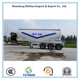 30 Cbm 반 Fuwa 3개의 차축을%s 가진 트레일러의 대량 시멘트 유조 트럭