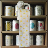 ゴム製アヒルのトイレットペーパーの習慣によって印刷されるジャンボロールのペーパータオル