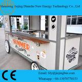 Aanhangwagens van de Catering van het Ontwerp van Dianche van Jiejng de Unieke voor Verkoop die aan overal met Ce gaan