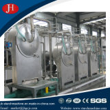 Nieuw centrifugeer de Machine van het Aardappelzetmeel van de Besparing van het Water van de Zeef