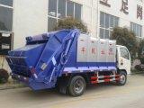 Nieuwe 4X2 Kleine Vuilnisauto Dongfeng voor Verkoop
