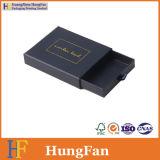 Insignia de sellado caliente que resbala el rectángulo del cajón/que empaqueta el rectángulo de papel del regalo