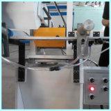 Guichet de profil d'UPVC faisant la machine