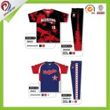 Dreamfox Fabrik Wholesales Digital sublimierten Baseball Jersey
