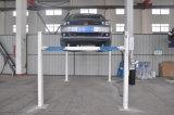 Автоматический подъем стоянкы автомобилей автомобиля 4 столбов гидровлический для выравнивания