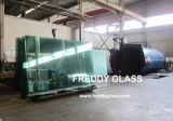 vidrio laminado claro y coloreado de 6.38mm-25.52m m de la seguridad/vidrio triple/emparedado /Pair de cristal de cristal