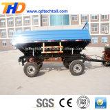 De Aanhangwagen van het landbouwbedrijf voor Verkoop met Goede Prijs